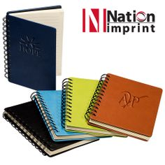 Awesome notebooks! Promotional products that work!