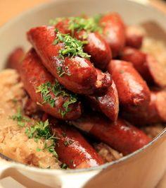 Recipes to make Slovenian smoked sausage the center of a dish | cleveland.com