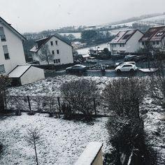 Taunusstein snow.