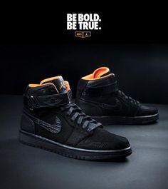 32e76a6d890305 Limited Edition Nike Air Jordan 1 BHM