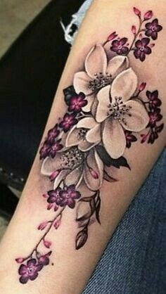 To go with one on my shoulder and I want them going down my back