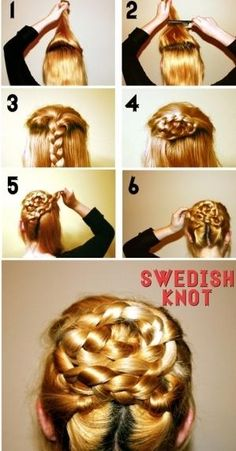 Hair tutorial
