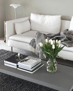 """7,403 Likes, 66 Comments - Nina Holst (@stylizimoblog) on Instagram: """"#livingroom #stylizimohouse"""""""