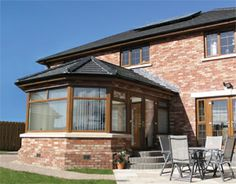 Keystone Lintels is the UK & Ireland's largest steel lintel manufacturer, specialising in bespoke lintels, masonry support brick feature lintels & windposts Ridge Beam, Extra Rooms, Building A New Home, Beams, Brick, New Homes, Lounge, Sun, Steel