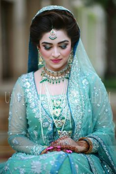 Pakistani bridal fashion