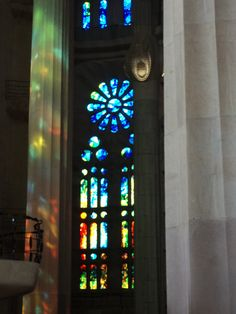 Soul/Light Reflections- Sagrada Familia Barcelona
