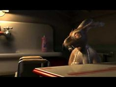 Bunny (1999) from Blue Sky Productions, by Chris Wedge - Computer Animation that featured radiosity, a technique which renders more realisitc shadows and diffused light.