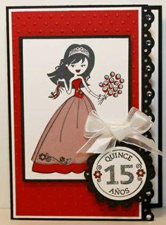 Diseños de Invitaciones para Fiesta de 15 Años