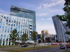 #pankrac #officebuilding #vtowerprague #vtower #sky #prague #buildings