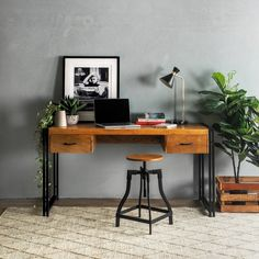 Inspired by loft style living and industrial design, the Fulham collection is the perfect addition to a space in need of a touch of character and contemporary pizzazz. Expertly crafted with sustainably sourced eucalypt timber and a sturdy, steel frame, this collection will add a perfectly modern edge to your desired living space.