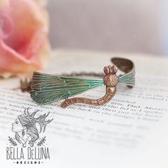 Outlander Dragonfly Bracelet