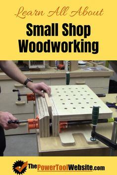 Come browse tons of article and subjects all around woodworking for beginner, small shop woodworkers. Unique Woodworking, Woodworking Joints, Learn Woodworking, Woodworking Techniques, Easy Woodworking Projects, Woodworking Plans, Woodworking Furniture, Wood Projects That Sell, Easy Wood Projects