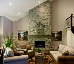 Discover the benefits of stone veneer, and view different looks. Contact Legends Landscape Supply for installation guidance. Fireplace Gallery, Landscaping Supplies, Stone Veneer, Brick, Rustic, Landscape, Interior Design, Architecture, Simple