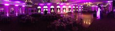Another Great Up lighting shot! #uplighting #event #lighting #msvdjs
