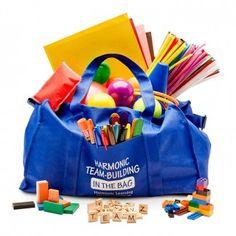 Harmonic Teambuilding: In the Bag Team Building Activities, Interactive Toys, Communication Skills, Workplace, Leadership, Innovation, Bags, Handbags, Bag