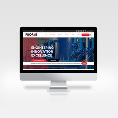 The Designwest team designed a brand new website for Profab Engineering Ltd. Firstly they wanted a modern, up to date website that showcased their business. Secondly, they wanted to showcase their projects and clients. As a result, we decided that the solution for the website needed to be one that reflected these needs. Designing the home page of the website meant using a modern and dynamic look. Responsive Web Design, Innovation, Engineering, Business, Modern, Projects, Log Projects, Trendy Tree