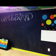 http://may3377.blogspot.com - Redecorated Daycare walls...