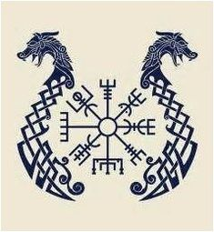 #Tattoo Best 25 Norse tattoo ideas on | Nordic symbols ..., Click to See More...
