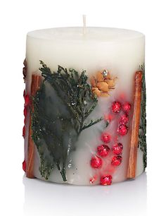 Small Inclusion Scented Candle