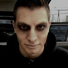 Zombie make up