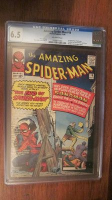 cgc'; I also have 2 copies that are not cgc'd