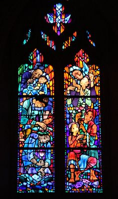 Clerestory window - North Nave 04 - National Cathedral - DC | Flickr - Photo Sharing!