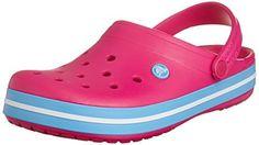 Crocband, Sabots Mixte Adulte, Rose (Party Pink), 36-37 EUCrocs