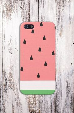 Watermelon Slice Case for iPhone 6 6 iPhone 5 5S 5C