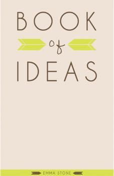 Simplistic Book of Ideas by 17th Street Designs for Minted.