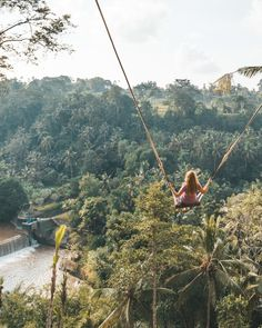 Best things to do in Ubud: The Bali Swing