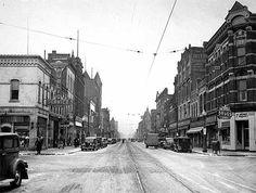 Street scene, Winona, Minnesota, 1937 www.visitwinona.com