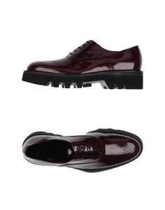 Neroh Laced Shoes online on YOOX United Kingdom