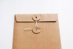 doosje met envelop sluiting - Google zoeken