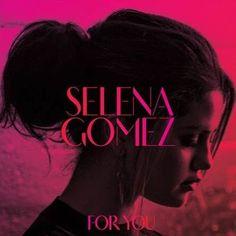 Check out the gorgeous cover art for Selena Gomez's album For You! (It's amazing Album Selena Gomez, Selena Selena, Selena Gomez Poster, Music Album Covers, Music Albums, Pop Albums, Album Lana Del Rey, Album Covers, Comics