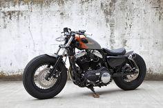 Custom Sportster | Moto Rivista