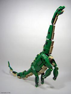 13 Lego Dinosaur Ideas – How to build it Lego Duplo, Lego Robot, Lego Moc, Lego Minecraft, Minecraft Houses, Lego Disney, Lego Dragon, Lego Challenge, Lego Animals
