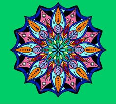 Mandala yannice