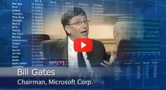 Are You Serious?! Bill Gates Said That About Israel?  it's all good & the options afterward lead 2 other exc. vids. of Israel's stunning contributions 2 the world.
