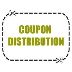 Coupon distribution