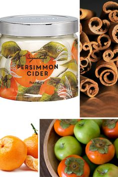PartyLite Autumn Fragrances