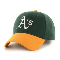 7cbe7a57c0b14 MLB Oakland Athletics Adjustable Cap   Hat by Fan Favorite