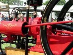 Hit n Miss Engine 1912 Model 3850 15hp 165 RPM Reid Engine Joseph Reid C...