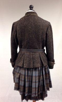 Colum MacKenzie's Costume | Outlander S1E4 'The Gathering' on Starz | Costume Designer TERRY DRESBACH | www.terrydresbach.com