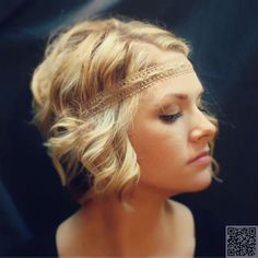 5. Lace Boho #Headband - 22 Stunning #Accessories for Women with Short… #Women