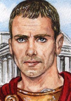 Julius Caesar,defeats Titus Labienus in the battle of Ruspina.4/1/46 bc