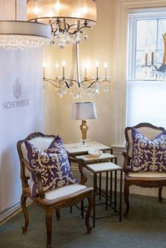 Looking for some sparkle in your dining room? We have an entire room dedicated to Schonbek at our showroom. Come in and see the beautiful light created by these pieces. Cool Lighting, Chandelier Lighting, Lighting Design, Beautiful Lights, Wingback Chair, Showroom, Accent Chairs, Dining Room, Sparkle
