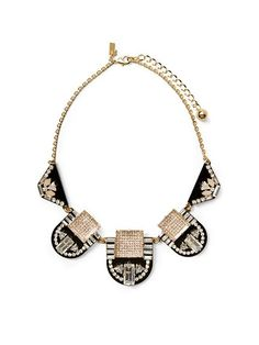 perfect deco necklace