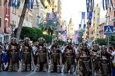 La escuadra de Salvajes en el desfile de escuadras especiales de ArteFiesta 2014 en Villena Times Square, Spain, Travel, Savages, Viajes, Sevilla Spain, Destinations, Traveling, Trips