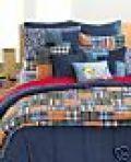 ralph lauren navy bedding | Con la magia de fusionar las artes visuales con el arte de la ...