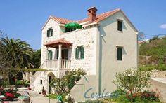 Dieses alte Steinhaus von 150 Jahren wurde kürzlich vollständig renoviert und 2 Wohnungen sind zu vermieten... Insel Brac, Kroatien. http://www.croatie-location.fr/de/apart/insel-brac-ferienwohnungen-solo/241.html